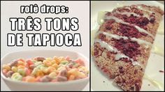 Rolê Drops - Três Tons de Tapioca (Não sinto saudades de Olinda)