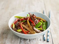 This Pepper Steak Is Delicious and Nutritionally Dense