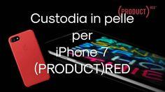 Una cover veramente stupenda che riesce a dare un tocco di eleganza in più ad un prodotto che già è di suo come iPhone 7.