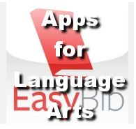 Apps for Language Arts