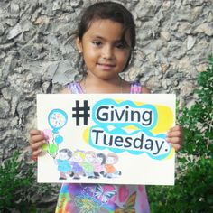 #GivingTuesday is December 1st, 2015. Save the date. Make a difference. unbound.org/givingtuesday