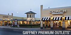 Gaffney Premium Outlets #PremiumOutlets #GaffneyPremiumOutlets