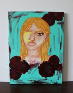 Elf painting 40x30cm ©Billy Fantasy Paintings, Acrylic Painting Canvas, Fantasy Art, Elf, Original Artwork, The Originals, Artist, How To Make, Instagram