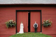 Vintage-Inspired Wedding in Scottsville on Borrowed & Blue.  Photo Credit…