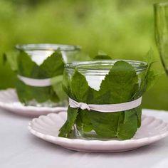 Sommer auf dem Teller: Fröhliche Tischdeko - Wohnidee.de