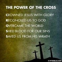 Nothing demonstrate God's love more than the Cross of Jesus Christ. Faith Quotes, Bible Quotes, Bible Verses, Jesus Scriptures, Scripture Study, Prayer Quotes, Quotable Quotes, Walk By Faith, Faith In God