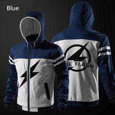The flash zip up hoodies for teens cool long sleeve sweatshirts