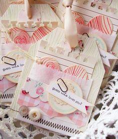 Creative Paper Trail: full of love...