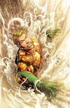 Ivan Reis - Aquaman