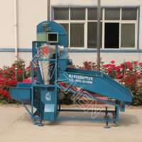 DZL-10 dustless grain cleaner, apply to corn, rice, soybeans, wheat, rice, sunflower...