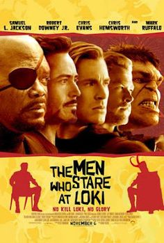 The Men Who Stare at Loki