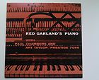 Red Garland Red Garland's Piano Record Vinyl LP - http://awesomeauctions.net/vinyl-records/red-garland-red-garlands-piano-record-vinyl-lp/