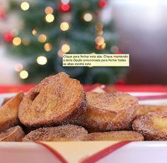 Clássico do Natal: Rabanadas quentinhas e deliciosamente crocantes!
