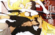 "Crunchyroll - New Poster Invites Fans To Revisit ""Kizumonogatari III: Reiketsu-hen"" Anime Movie"