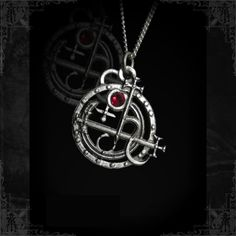 Sigil of Lilith Pendant                                                                                                                                                                                 More