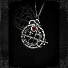 Sigil of Lilith Pendant                                                                                                                                                                                 More