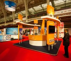 Exhibition Stand Design, Stand Designers, Stand Contractors, Portable Display Systems – The London Display Company UK