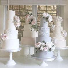 Indescribable Your Wedding Cakes Ideas. Exhilarating Your Wedding Cakes Ideas. Textured Wedding Cakes, Fancy Wedding Cakes, Wedding Cake Roses, Floral Wedding Cakes, Beautiful Wedding Cakes, Wedding Cake Designs, Beautiful Cakes, Lace Wedding, Big Cakes