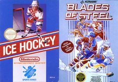 best hockey games for NES - This game was AMAZING.