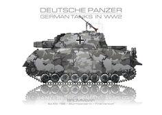 Sd. Kfz. 166 - German tank - Panzer by panzerblog.deviantart.com on @DeviantArt
