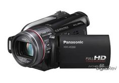 (CLICK IMAGE TWICE FOR DETAILS AND PRICING) Panasonic HDC-HS300. The Panasonic HS300 is a hybrid model that records Full HD   images either on an SD (or SDHC) memory card or the built-in 120GB hard disk   drive. The HS300 can also copy recorded video images from the SD memory card to   the.. . See More Camcorder Products at http://www.ourgreatshop.com/Camcorder-Products-C156.aspx