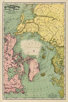 Imprimolandia: Mapas antiguos