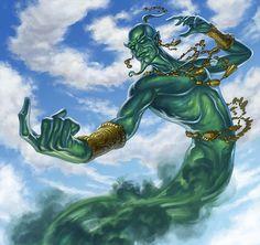 Portal dos Mitos: Gênios (Djinns)