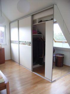 Tischler ZIEGLERdesign Massmöbelbau, begehbare Kleiderschränke auch für kleine Räume,