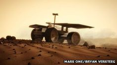 """""""Applicants wanted for a one-way ticket to Mars"""", article by Melissa Hogenboom, BBC News"""
