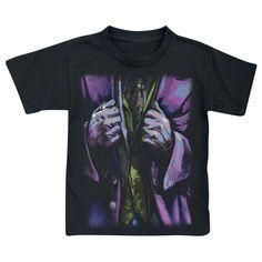 """T-Shirt bimbo/a """"Joker"""" dedicata al mondo di #Batman."""