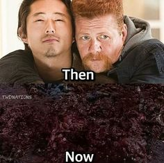 TWD - 7 x 1 :(<<< I was just scrolling along, all happy. THEN I FIND THIS. sTOP. RIGHT NOW. I CANT TAKE IT. IM HEALING MY WOUND, OR AT LEAST TRYING TOO. NO. THIS IS NOT OKAY.