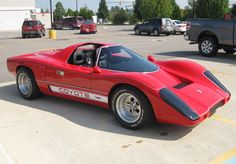 Remember the tv show Hardcastle and McCormick? The Coyote was one of my favorite cars from TV when I was a kid