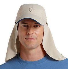 Coolibar Super sport legionnaire sun hat