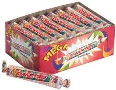 Smarties MEGA Candy Rolls 24ct