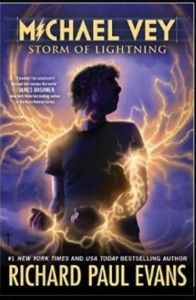Storm of Lightning (Michael Vey #5) | A #Granitelibraries Book Review