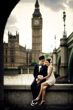 Pre wedding photography in London: Candy and Desmont - Pre Wedding Photographer in London and Paris