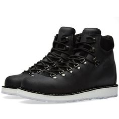 Diemme Roccia Vet Boot (Black Waxed Suede) Shoe Boots, Shoes, Black Boots, Hiking Boots, Wax, Mens Fashion, Sunglasses, Luxury, Sneakers