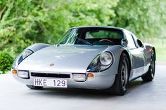 Looking for the Porsche of your dreams? There are currently 1245 Porsche cars as well as thousands of other iconic classic and collectors cars for sale on Classic Driver. Porsche 904, 1964 Porsche, Porsche Cars, Porsche Carrera, Vintage Porsche, Vintage Cars, Sport Cars, Race Cars, Jaguar