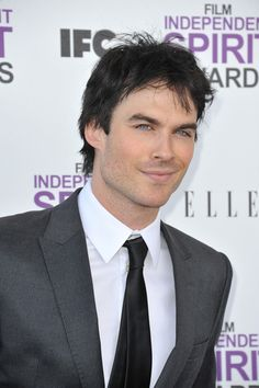 "Live: Ian Somerhalder ""The Vampire Diaries"" & Meeting Daniel Day-Lewis"