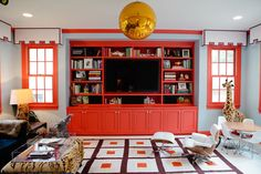 Everything about this makes me smile!  http://www.designsponge.com/2012/06/sneak-peek-pete-bailey-mccarthy.html#