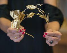 Orquídeas otra de nuestras debilidades.  #sisterstocados #tocados #diademas #headband #headpiece #hairaccessories #invitadas #invitadaboda #invitadaperfecta #wedding #weddingguest #kuwait #kuwaitfashion #muysisters