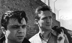 Casual killers … Robert Blake as Perry Smith and Scott Wilson as Dick Hickock in In Cold Blood.