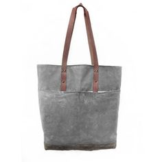 City Tote Confederate, $175, now featured on Fab.