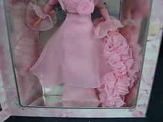 Barbie-as-Eliza-Doolittle-in-My-Fair-Lady-Pink-Organza-Gown-Mattel-1995