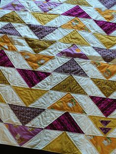 Colors!  *agreed!!! It makes me want to make another geese quilt!*