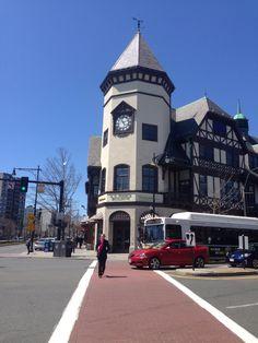 Coolidge Corner, Brookline MA