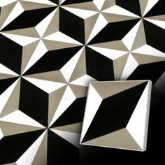 Zementfliesen RetroFliesen Maurisch Design Va - Fliesen maurisch