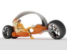 Motorcycle concept design.