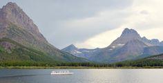 Glacier National Park, Many Glacier Swiftcurrent Lake