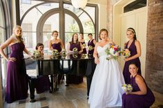 New Orleans Wedding & Event Planner - It's Your Time Events: Cara & Tommy are married!  Photography by Elise Bennett. Flowers by Poppy and Mint. DIY Wedding. Coordinator It's Your Time Events. Reception Music by Papa C and the Slammin Horns. St. Peter Catholic Church. Covington, Louisiana. Southern Hotel in Covington. New Orleans Weddings. Northshore Weddings. Lavender flowers. Elegant with touches of rustic.